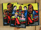1983 Topps A-Team Trading Cards 18