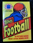 1981 Topps football wax pack from a full unopened box! More packs to come...