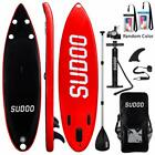 Inflatable SUP Stand Up Surfing Paddle Board Paddle6 in Thick W Accessories US