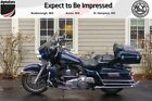 2013 Harley-Davidson Touring Ultra Classic Electra Glide Two-Tone Light Peace Officer Blue/Dark Peace Offic Harley-Davidson FLHTCU with 2