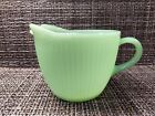 Fire King Ware Green, Jade-ite Creamer, Made In The USA, age unknown