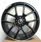 19x85 95 5x112 Black Wheels Fit Mercedes Benz CLS350 CLS400 CLS500 CLS63 AMG