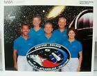 Official NASA Discovery Space Shuttle Mission STS 31 Crew 8 x 10 Photo