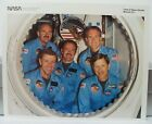 Official NASA Discovery Space Shuttle Mission STS 51 I Crew 8 x 10 Photo