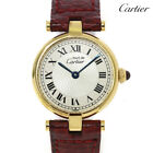 Free Shipping Pre-owned Cartier Mast Vendome W1010395 150th Anniversary Watch