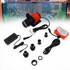 SUBMERSIBLE 30W WATER PUMP AQUARIUM POND SUMP CIRCULATION PUMP + 50W CONTROLLER