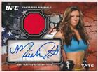 Miesha Tate Cards and Autographed Memorabilia Guide 18