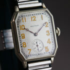 ⌚1927 Antique Deco 14k Solid White Gold Waltham USA