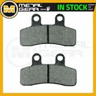 Organic Brake Pads Front L or Rear for GENERIC Mini Trigger SM 50 2008 2009