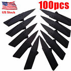 Lot Credit Card Thin Knives Folding Wallet Pocket Micro Survival Knife Tool USA