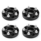4x 20mm 25mm Hubcentric Wheel Spacers 5x1143 for Infiniti G37 G35 Coupe 5 Hole