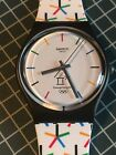 Swatch 2018 PyeongCheng Winter Olympics Watch (excellent)