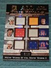 2017-18 Leaf In The Game Used Hockey Cards - Checklist Added 9