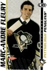 Marc-Andre Fleury Cards, Rookie Cards and Autographed Memorabilia Guide 27