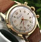 COMOR STOP SECONDE, NOS, never worn, RARE Vintage, flyback, UNTOUCHED, RUNNING.