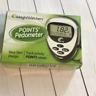 Weight Watchers Points Plus Pedometer Motion Sensor UNUSED