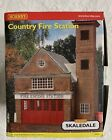 Hornby Skaledale Country Fire Station R8626 New In Box