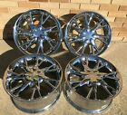BMW 320i 323i 325i 328i 330i 1992 2013 17x8 CHROME DETATA WHEELS RIMS