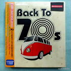 Back To 70s 2x CD M Edison Lighthouse Bruce Johnston Eruption Nolans Terry Jacks