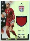 Hope Solo Cards, Rookie Cards and Autograph Memorabilia Buying Guide 15
