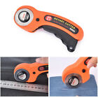 45mm Rotary Cutter Quilters Sewing Fabric Cutting Tools DIY with 10 Blades CAO