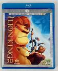 The Lion King Blu ray DVD 2011 4 Disc Set Diamond Edition Includes