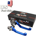 For Yamaha WR400F 1996-1999 1997 1998 YZ250 01-07 Dirt Pivot Brake Clutch Levers