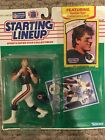 Starting Lineup Chicago Bears Jim Harbaugh Kenner Toys 1990 With Rookie Card