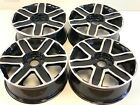18 GMC TERRAIN 2010 2011 2012 2014 Factory OEM RIMS WHEELS 5450 BLACK MACHINED