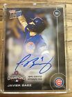 2016 Topps Chicago Cubs World Series Champions Limited Edition Set - Checklist Added 19