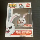 FUNKO POP! Secret Life Of Pets Insane Snowball Exclusive #298