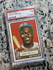 1952 Topps #312 Jackie Robinson PSA 7 High End PMJS