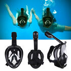 Parent child Anti Fog Full Face Snorkeling Scuba Mask Swimming Diving w GoPro