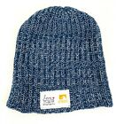 Love your Melon Afton Alps Blue White Beanie Hat Winter