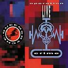 Operation: LIVEcrime by Queensrÿche (CD, Sep-1991, EMI)