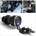 4.2A Motorcycle Dual USB Charger For BMW F800GS F650GS F700GS R1200GS Moto