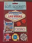 Me  My Big Ideas Soft Spoken Embellishments Las Vegas Casino Dice Poker