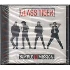Glass Tiger CD Simple Mission/Emi Capitol Records C2 592922 Sealed