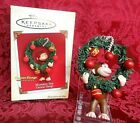 HALLMARK 2004 CURIOUS GEORGE ORNAMENT~MONKEY SEE