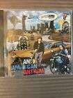 Spike James And The Names An American Anthem CD San Francisco Legends Rare OOP