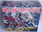 IRON MAIDEN THE NUMBER OF THE BEAST (DELUXE) (2018) NEW SEALED CD W/ FIGURINE