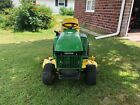 John Deere 265 green comes with snow blade works great
