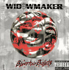 WIDOWMAKER - BLOOD AND BULLETS [PA] ORIGINAL 19992 ESQUIRE CD DEE SNIDER