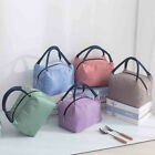 HOT Lunch Bag Insulated Thermal Food Storage Bag Portable Travel Bento Box