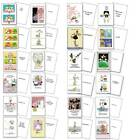 Assorted All Occasion Cards 24 Boxed Cards and Envelopes 706