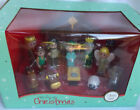 Robert Stanley Nativity Blessings of Christmas 13pc Set Childrens Set NIB