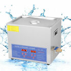 Ultrasonic Cleaners Heated Machine 2l - 30l Clean Solution Lab Jewelry Glasses