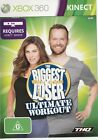 Xbox 360 Game The Biggest Loser Ultimate Workout Requires the Kinect Sensor