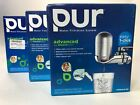no filter pur fm 4100b water faucet mount filtration system filter system grey