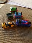 Thomas the Train lot Engine 6120 BELLE Y7640  Percy Magnetic Diecast RETIRED